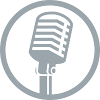 microphone circle icon